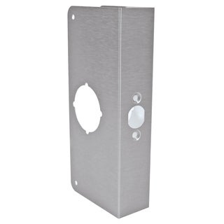 """Ultra Hardware 59023R1 9"""" Stainless Steel Finish Door Protector"""