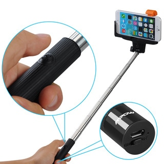 Mpow iSnap Pro 2-in-1 Bluetooth 'Selfie Stick' Self-portrait Monopod