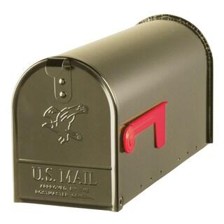 Solar Group E11BZ Bronze Elite Premium Steel Mailbox