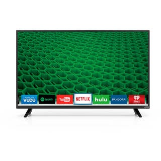 VIZIO D39h-D0 D-Series 39-inches Full Array LED Widescreen Smart TV - Refurbished