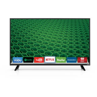 VIZIO D40-D1 D-Series 40-inch Class Full Array LED Smart TV - Refurbished