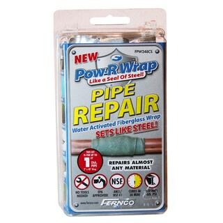 "Fernco FPW248CS 1"" Pow-R Wrap Pipe Repair"