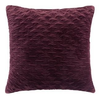 Bombay Victoria Tesured Plush 25-inch  Euro Pillow 4-Color Options