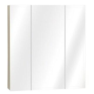 Zenith M24 23.63  x 25.50 x 4.5 Tri-View Mirror Medicine Cabinet