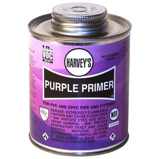 WM Harvey 019050-24 1/4 Pint Multi Purpose Purple Primer