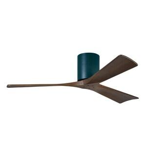 Matthews Fan Company Irene 3-blade 60-inch Hugger Paddle Fan - Black