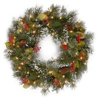 Christmas Wreaths, Swags, and Boughs