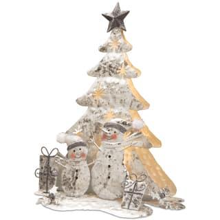 16-inch Lighted Tree Snowman Scene|https://ak1.ostkcdn.com/images/products/12494265/P19303611.jpg?impolicy=medium