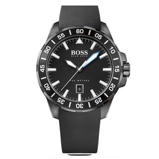 Hugo Boss Men's 1513229 Deep Ocean Black Watch