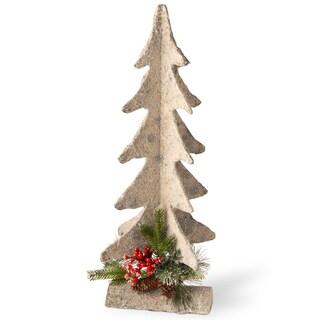 Poly-foam 30-inch Christmas Tree Figurine
