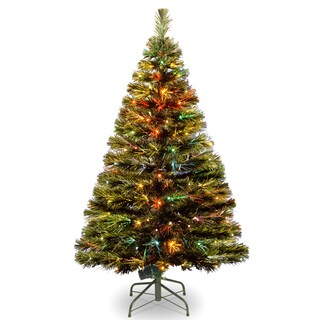 48-inch Fiber Optic Radiance Fireworks Tree