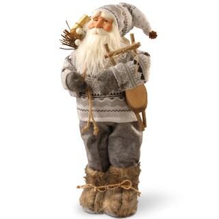 17.7-inch Standing Santa