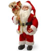 11.8-inch Standing Santa