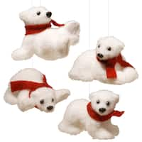 4-piece Polar Bear Assortment