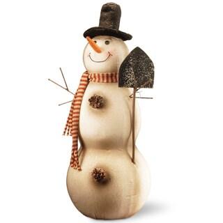 27-inch Snowman Figurine