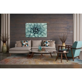 Marco 5pc Mid-Century Topaz Accented Living Room Set by RST Brands