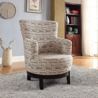 nathaniel home gianna swivel accent chair