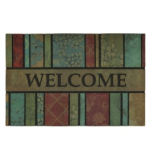Mohawk Home Doorscapes Estate Barcelona Stripes Door Mat (1'11 x 2'11)