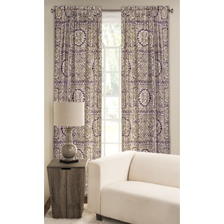 Jordan Rod Pocket Curtain Panel