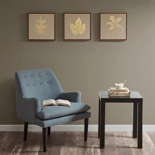 Madison Park Golden Harvest Gold Framed Canvas 3 Piece Set