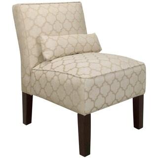 Skyline Furniture Pastis Sand Armless Chair