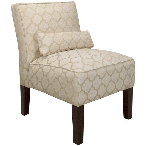 Shop Skyline Furniture Pastis Sand Armless Chair N A