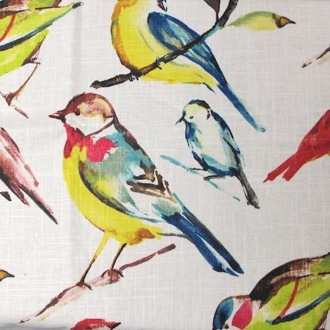 Skyline Furniture Birdwatcher Summer Armless Loveseat