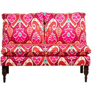 Skyline Furniture Market Marvel Sunset Armless Love Seat