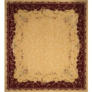 Nourison Chalet Gold Area Rug (13' x 21')