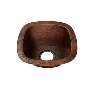 Novatto San Salvador Antique Copper Bar Sink|https://ak1.ostkcdn.com/images/products/12495454/P19304584.jpg?impolicy=medium