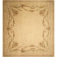 Nourison Chalet Ivory Area Rug (12' x 18') - 12' X 18'