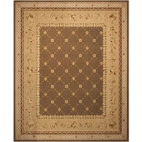 Nourison Chalet Green Area Rug (12' x 18')