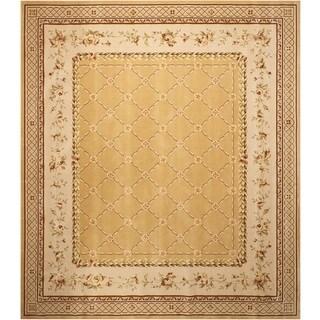 Nourison Chalet Gold Area Rug (12' x 18')
