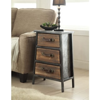Urban Loft Collection 3-drawer Chest