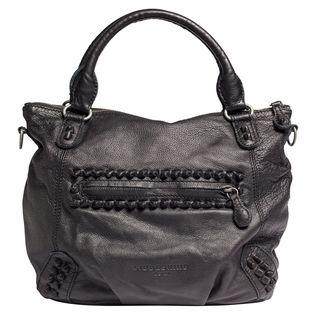 Liebeskind Berlin Women's GretaBO Black Leather Shoulder Bag