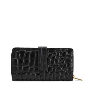 Liebeskind Berlin Women's Cyta Leather Crocodile-embossed Continental Wallet