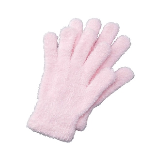 Bucky Pink Aloe Infused Spa Gloves
