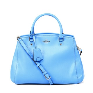Coach Small Azure Margot Leather Carryall