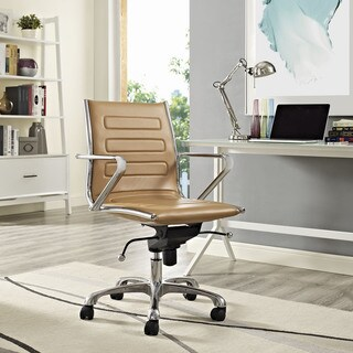Modway Ascend Mid-back Rolling Office Chair