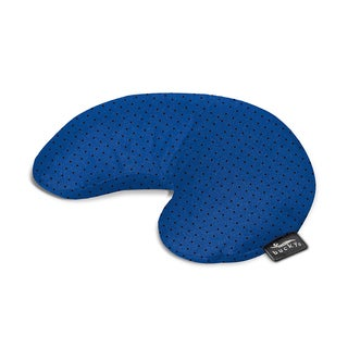 Bucky Pacific Northwest Blue Dots Minnie Compact Travel Pillow
