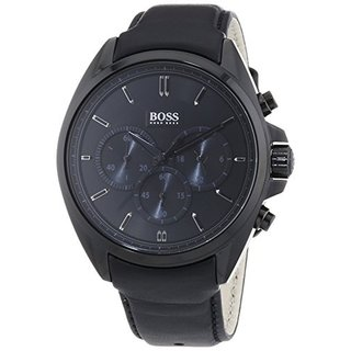 Hugo Boss Men's 1513061 Driver Black Watch