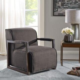Beckett Metal Oversized Accent Arm Chair