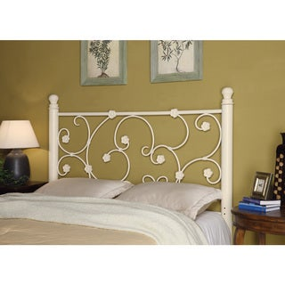 Coaster Company White Metal Full/Queen Headboard