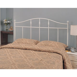 Coaster Company White Metal Headboard