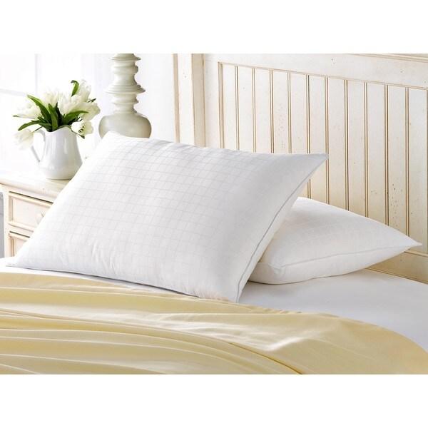 Hotel Luxe Memory Fiber Cotton Pillow (Set of 2)