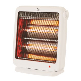 Brentwood White Quartz Radiant Heater