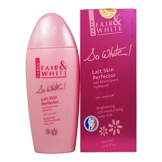 Paris Fair and White So White Skin Perfector 17.6-ounce Body Lotion