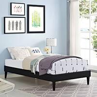 Sharon Wood Twin-size Platform Bed