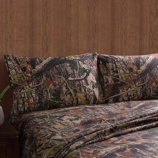 Remington Printed Lodge Sheet Sets