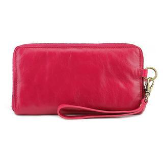 Latico Women's Anita Pink Leather Handbag